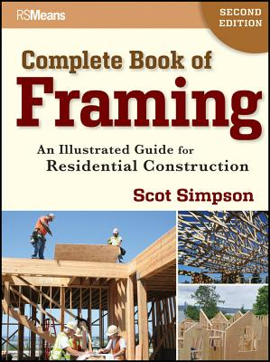 Complete Book of Framing By Simpson, Scot